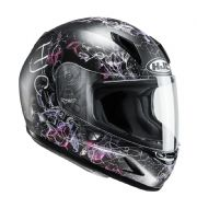 HJC CL-Y Full Face Ladies/Child Helmet Vela Pink